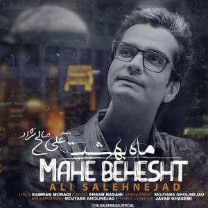 دانلود آهنگ علی صالح نژاد با نام ماه بهشت