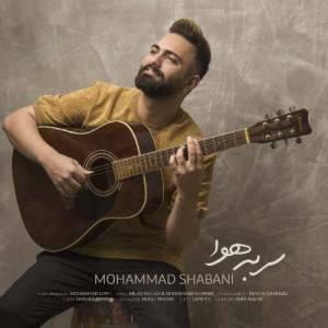 دانلود آهنگ محمد شعبانی با نام سر به هوا